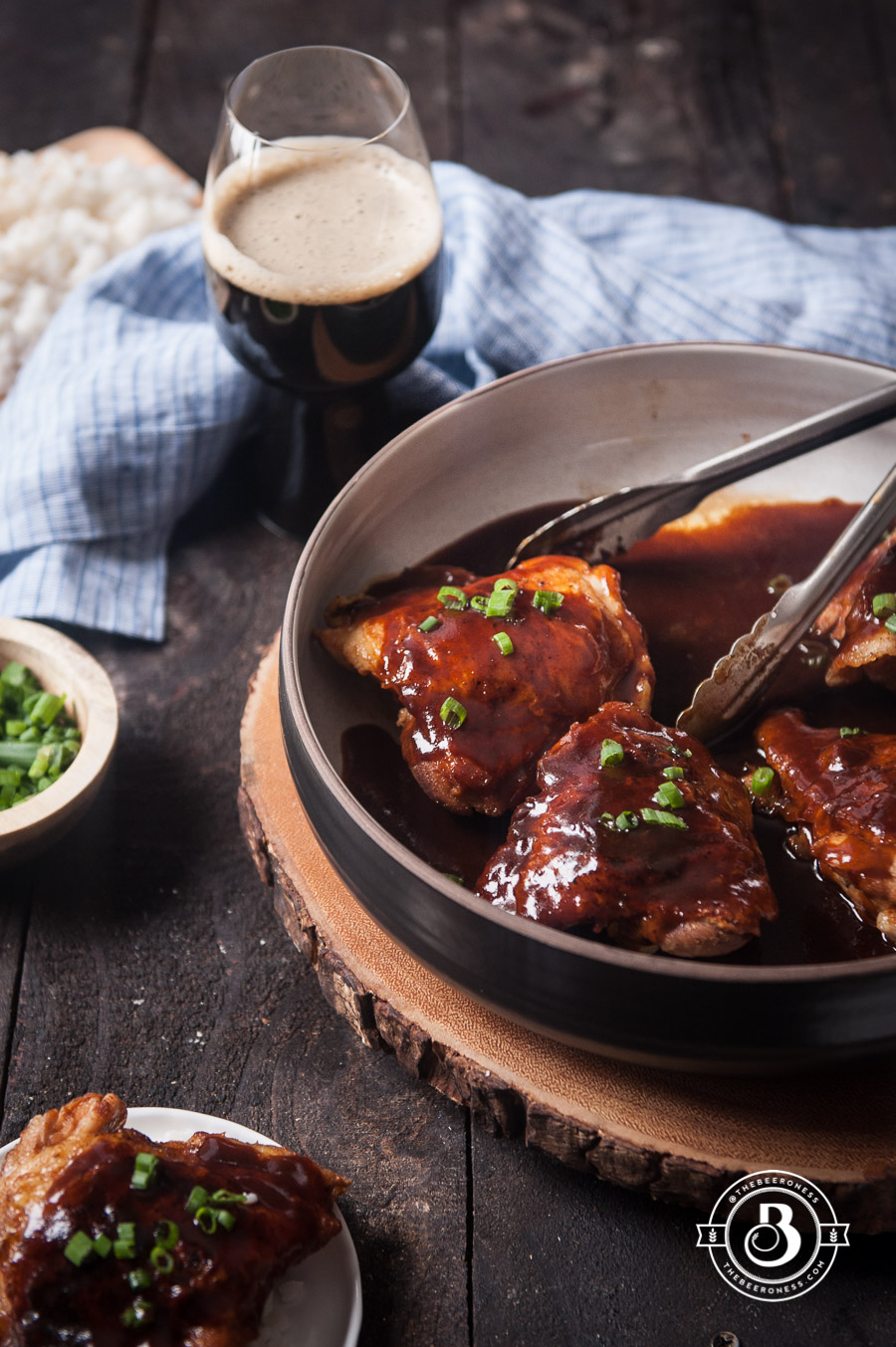 Baked Asian Beer Barbecue Chicken Thighs The Beeroness Watermelon Wallpaper Rainbow Find Free HD for Desktop [freshlhys.tk]