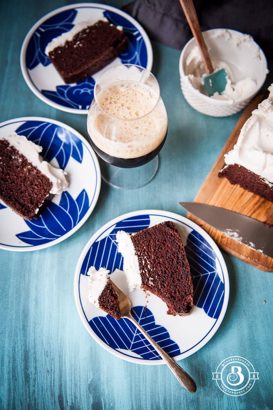 Awesome Chocolate Stout Loaf Cake that Happens to Be Vegan - The ...