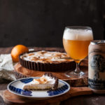 Orange Lime Belgian Wit Cream Tart