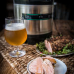 Pink Peppercorn Sous Vide Pork Loin + Win a PicoBrew Beer Maker and Sous Vide Machine!