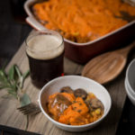 Sweet Potato Stout Shepard's Pie (Meatless)