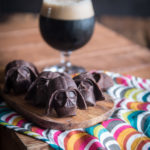 Darth Vader Stout Beer Fudge