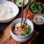 Pressure Cooker Stout Pho (AKA-The best and easiest way to feed a group)