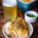 Oven Roasted Coconut Curry Chicken Thighs