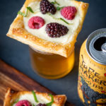 Mixed Berry Beer For Breakfast Pastries