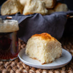 Beer Butter and Potato Dinner Rolls