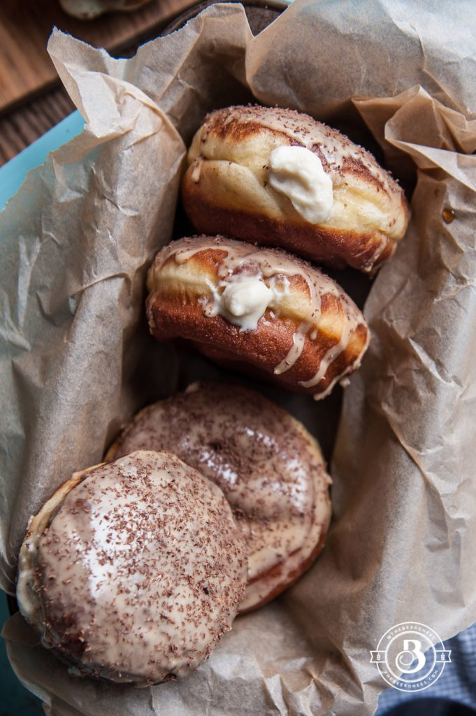beeramisu doughnuts beeramisu doughnuts this ended taco wednesday ...