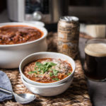 Instant Pot Duck Ale Chili