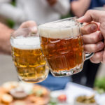 How to Throw a Beer Tasting Party + Soft Pretzel Rods with Beer Mustard Recipe