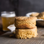 Beer Cornbread Biscuits