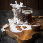 Wild Ale Salted Caramel Squares