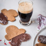 Chewy Gingerbread People with Chocolate Stout Pants